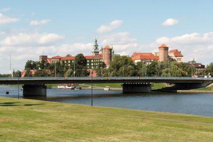 Kraków - miasto pełne turystów