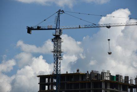 budowa bloku mieszkalnego - inwestycja mieszkaniowa